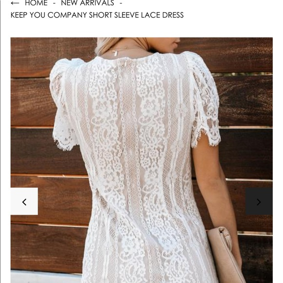 Vici Dresses & Skirts - VICI BEAUTIFUL DRESS